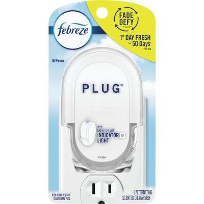 Febreze Plug Starter Kit Plug-In Air Freshener