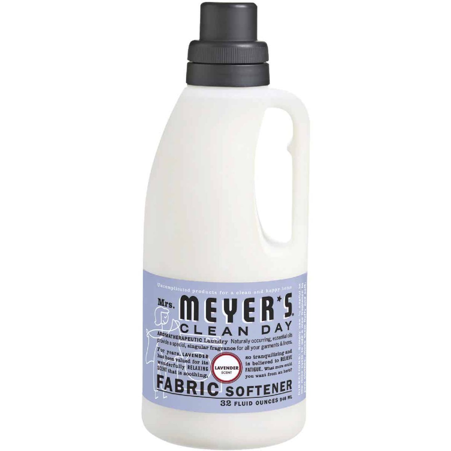 Mrs. Meyer's Clean Day 32 Oz. Lavender Fabric Softener Image 1