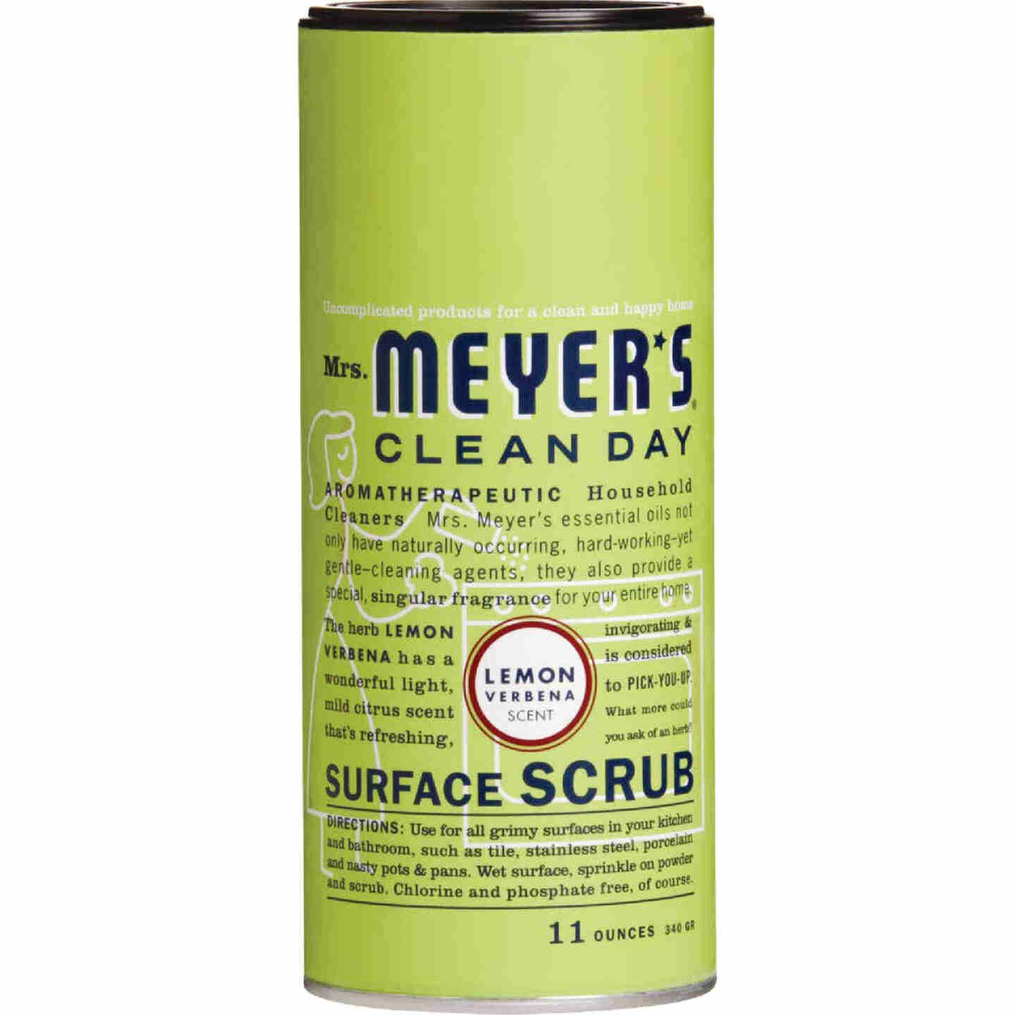 Mrs. Meyer's Clean Day 11 Oz. Surface Scrub Cleanser Image 1