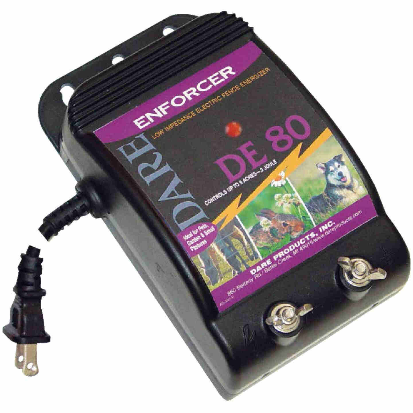 Dare Enforcer 5-Acre Electric Fence Charger Image 1