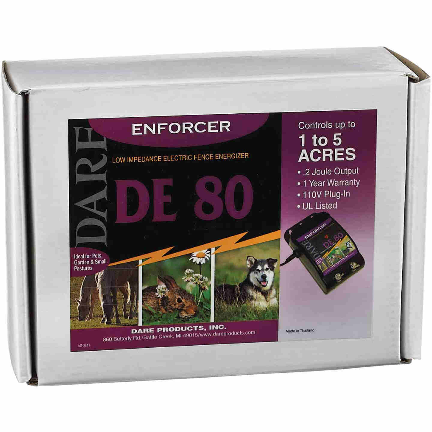 Dare Enforcer 5-Acre Electric Fence Charger Image 2