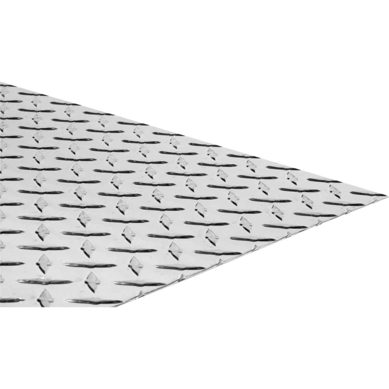 Hillman Steelworks 24 In. x 24 In. Aluminum Tread Plate Image 1
