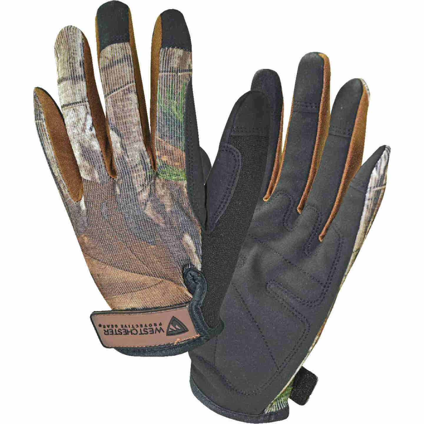 West Chester Protective Gear Realtree Xtra Men's XL Synthetic Leather High Dexterity Work Glove Image 1