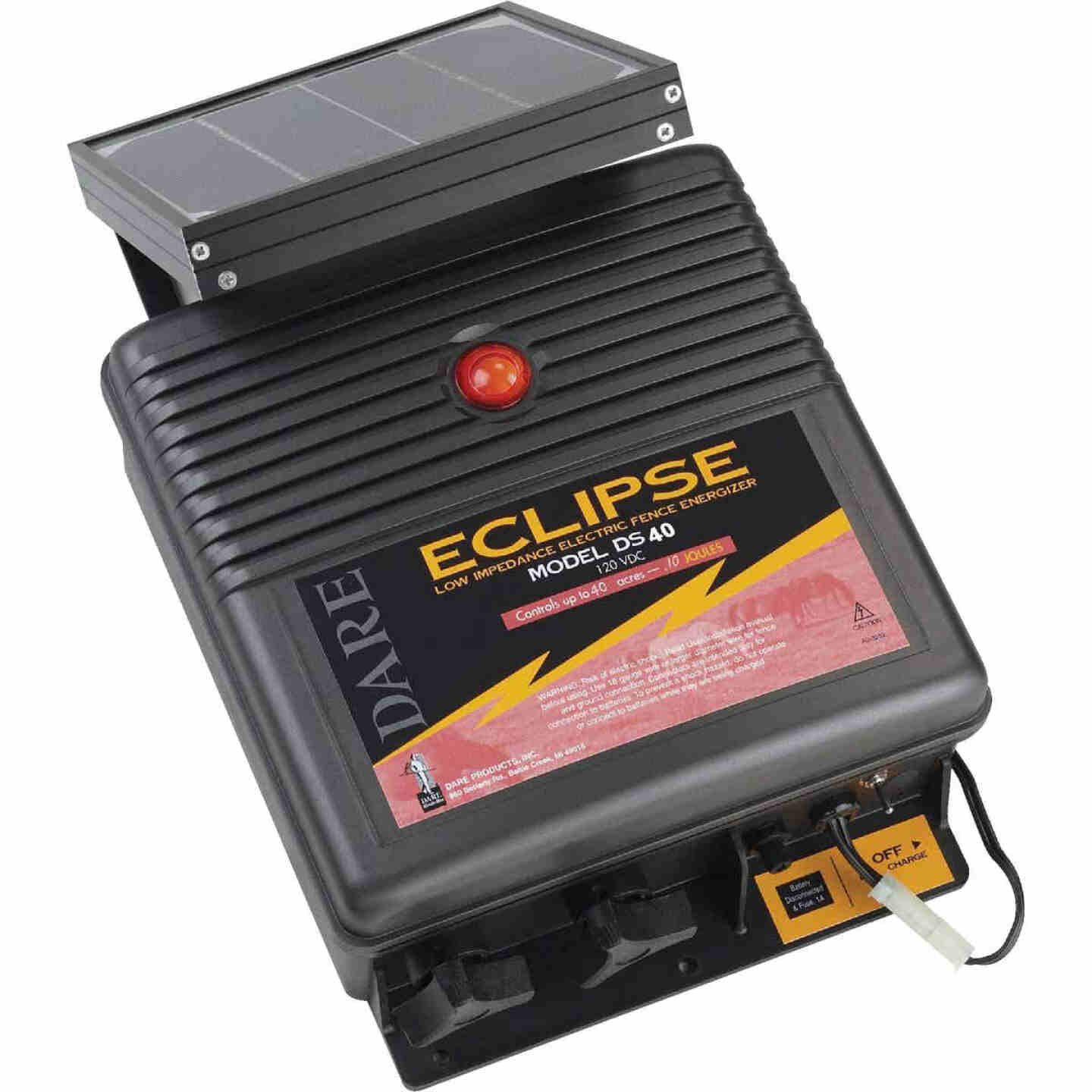 Dare Eclipse 40-Acre Electric Fence Charger Image 1