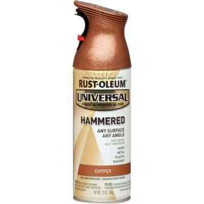 Rust-Oleum Universal 12 Oz. Hammered Copper Paint