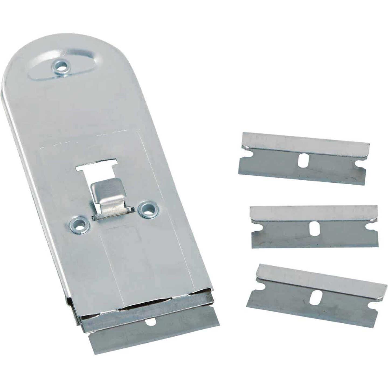 Smart Savers Mini Carbon Steel  Razor Scraper Image 2