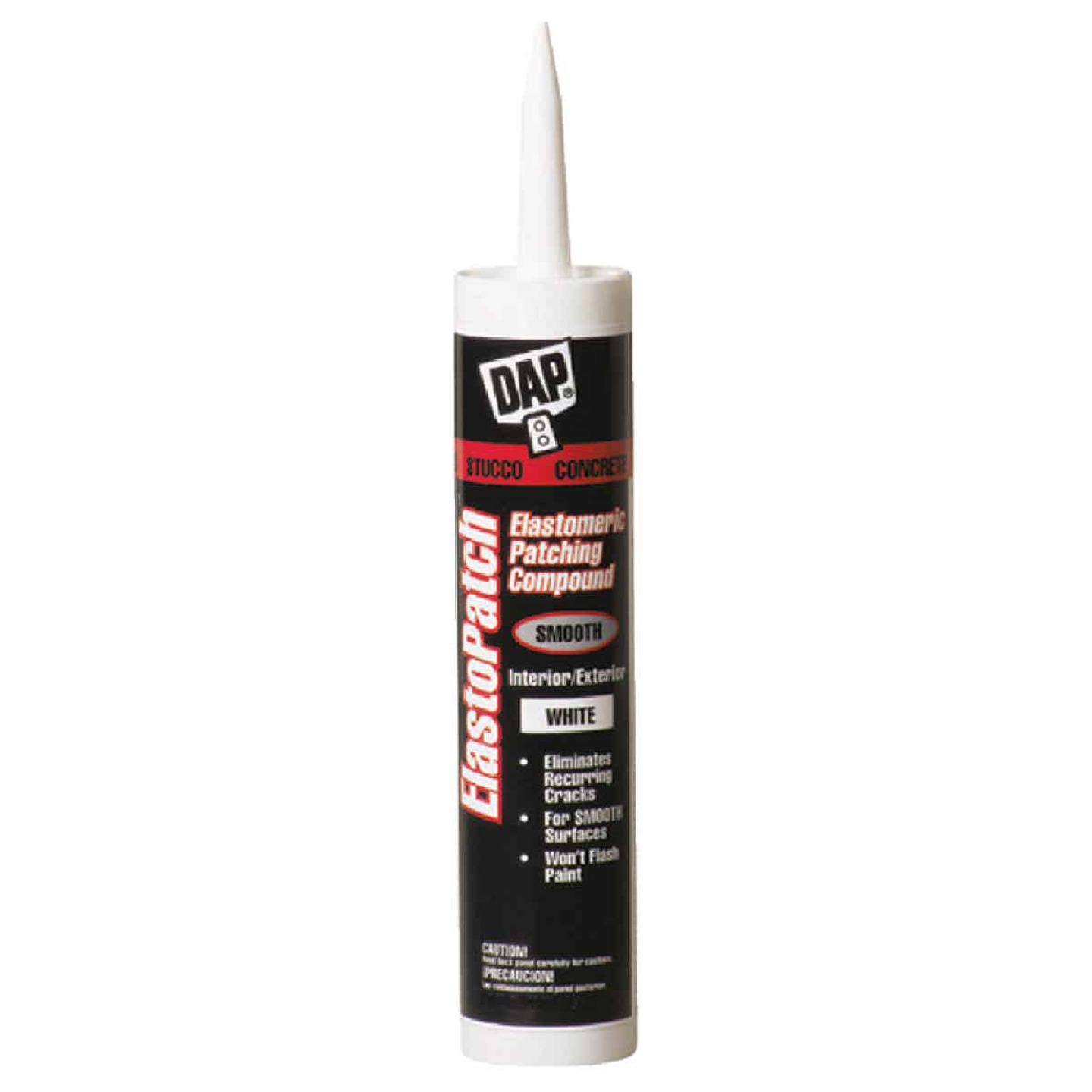 DAP ElastoPatch 10.1 Oz. White Patching Compound Image 1