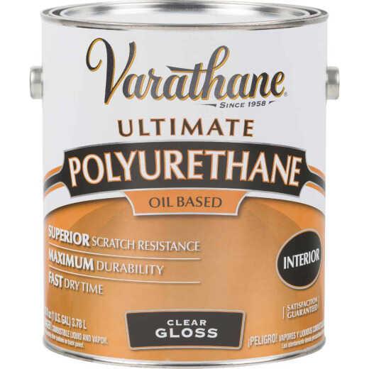 Varathane VOC Gloss Interior Polyurethane, 1 Gal.
