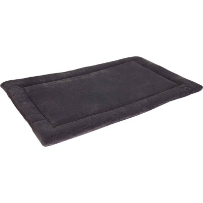 Petmate Aspen Pet 32 In. W. x 21 In. L. Woven Plush/Polyester Batting Kennel Mat Dog Bed