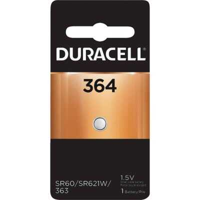 Duracell 364 Silver Oxide Button Cell Battery