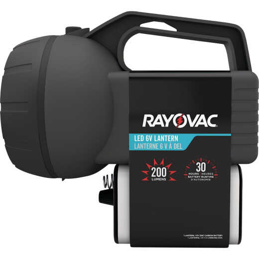 Rayovac Plastic LED 6V Floating Lantern