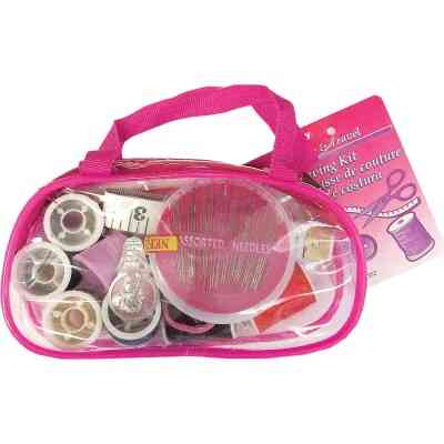 Allary 14-Piece Travel Sewing Kit