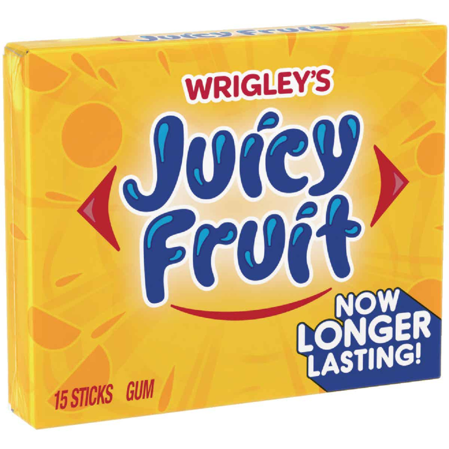 Wrigley's Juicy Fruit Gum (15-Piece) Image 1