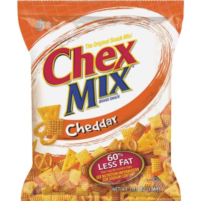 Chex Mix Cheddar 3.75 oz Snack Mix