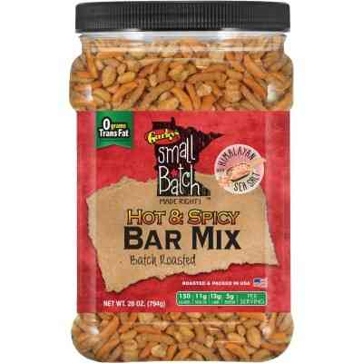 Gurley's 28 Oz. Hot & Spicy Bar Mix